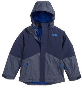 The North Face Boy's Boundary Triclimate 3-In-1 Jacket