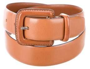 Ralph Lauren Leather Buckle Belt