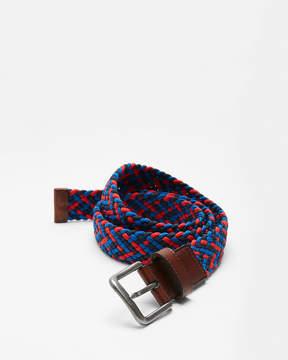 Express Multi-Color Web Stretch Belt