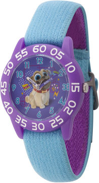 Disney Boys Blue Strap Watch-Wds000425