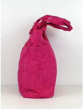 Marc by Marc Jacobs Pink Nylon Stitched Large Tote