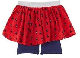 Chicco Girls' Red Legging.
