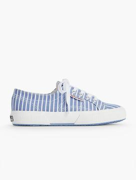 Talbots Superga® Sneakers-Stripes