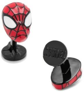 Cufflinks Inc. Men's Cufflinks, Inc. Marvel Spider-Man Cuff Links