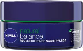 Nivea Natural Balance Regenerierende Night Care Cream by 50ml Cream)