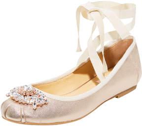 Badgley Mischka Karter II Ballet Flats