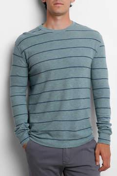 Grayers Stripe Long Sleeve Knit Shirt