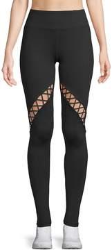 Electric Yoga Women's Crisscross Leggings