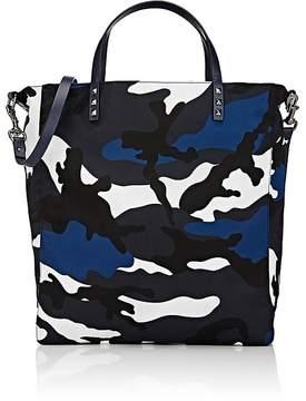 Valentino Men's Camouflage Tote Bag