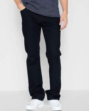 7 For All Mankind Standard Classic in Offshore Blue