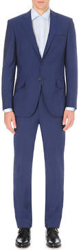Richard James Twill weave wool and mohair-blend suit