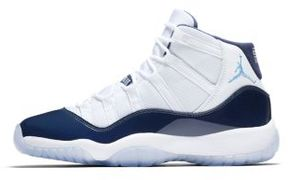 Nike Air Jordan XI Retro Three-Quarter Big Kids' Shoe
