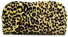 Marni Wave leopard-print pouch