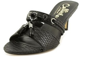 Callisto Jeanet Open Toe Synthetic Sandals.