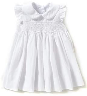 Edgehill Collection Baby Girls 3-9 Months Smocked Bishop Dress