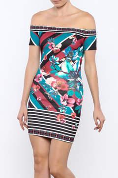 Flying Tomato Bodycon Dress