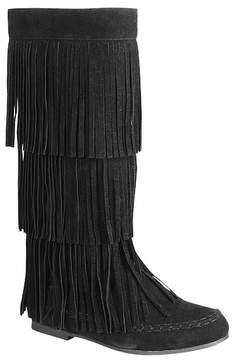 Refresh Jolin Fringe Tall Boot