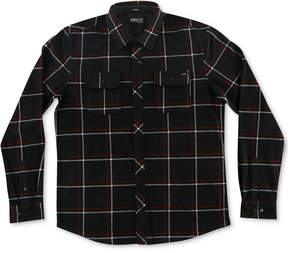 O'Neill Men's Glacier Series Two Polar Fleece Grid Shirt