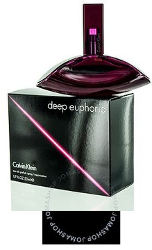 Calvin Klein Deep Euphoria by EDP Spray 1.7 oz (50 ml) (w)