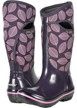 Bogs Plimsoll Leafy Tall Women's Boots