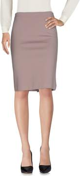 Almeria Knee length skirts