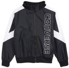 Converse Logo Woven Track Jacket