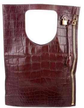 Tom Ford Alligator Alix Bag