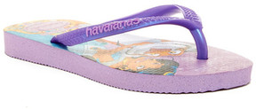 Havaianas Slim Princess Flip Flop (Toddler, Little Kid, & Big Kid)