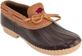 NCAA Women's Arkansas Razorbacks Low Duck Step-In Shoes