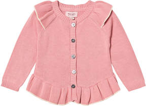 Mini A Ture Noa Noa Miniature Long Sleeve Cardigan Blush
