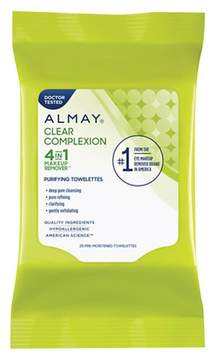 Almay Clear Complexion Makeup Remover - 25ct
