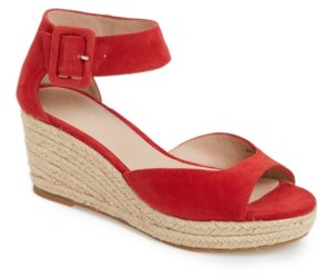 Pelle Moda Women's Kauai Platform Wedge Sandal