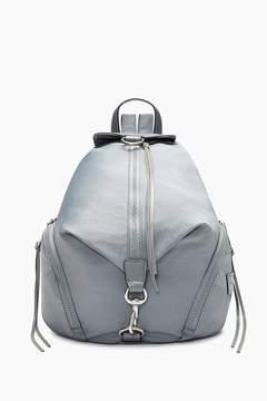 Rebecca Minkoff Julian Nylon Backpack - GREY - STYLE