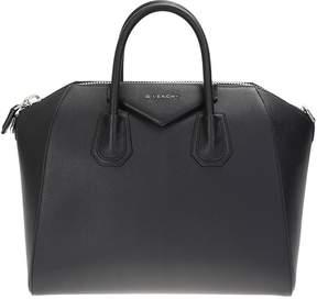 Givenchy Leather Antigona Medium Bag