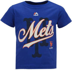Majestic New York Mets The Game Cotton T-Shirt, Toddler Boys