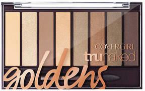 CoverGirl truNaked Eye Shadow Goldens 810