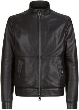 Pal Zileri Soft Leather Jacket