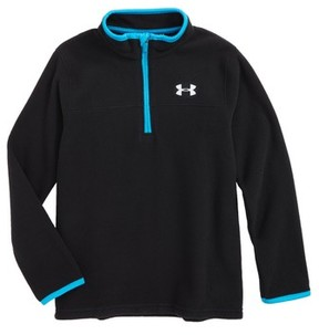 Under Armour Toddler Boy's Logo Quarter Zip Pullover
