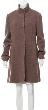 Brunello Cucinelli Cashmere Knee-Length Coat