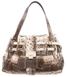 Jimmy Choo Karung Riki Bag
