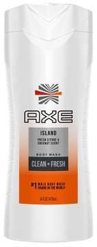 Axe White Label Island Body Wash - 16oz