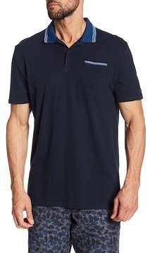 Ben Sherman Tipped Oxford Polo Shirt