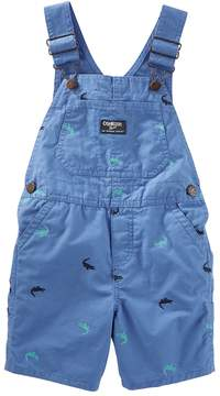 Osh Kosh Oshkosh Bgosh Baby Boy Alligator Shortalls