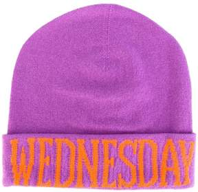 Alberta Ferretti Wednesday beanie