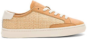 Soludos Ibiza Raffia Lace Up