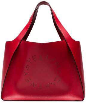 Stella McCartney small logo tote