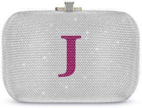 Judith Leiber Couture Slide Lock bag