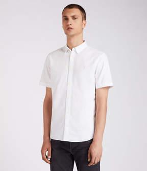 AllSaints Hungtingdon Short Sleeve Shirt