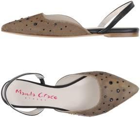 Manila Grace Ballet flats
