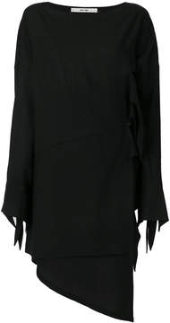 Damir Doma asymmetric midi dress